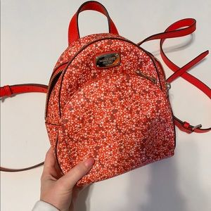 micheal kors mini backpack